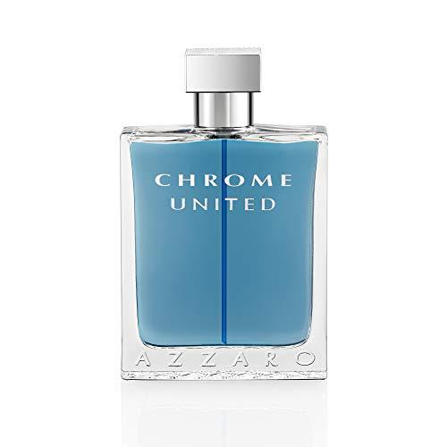 Azzaro Chrome United Eau de Toilette Spray per lui, 200 ml