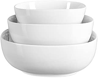Tabletops Unlimited Denmark Tools for Cooks Oven to Table 3-Piece Serving Bowl Set
