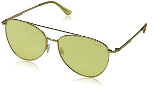 Pepe Jeans Neo Gafas de sol, Dorado (Yellow Gold/Yellow), 59.0 Unisex Adulto