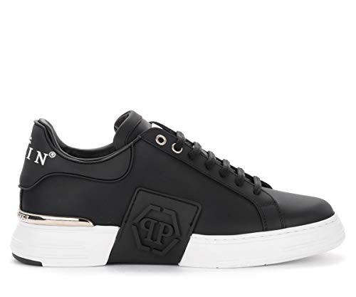 Philipp Plein Sneaker Phantom In Pelle Nera
