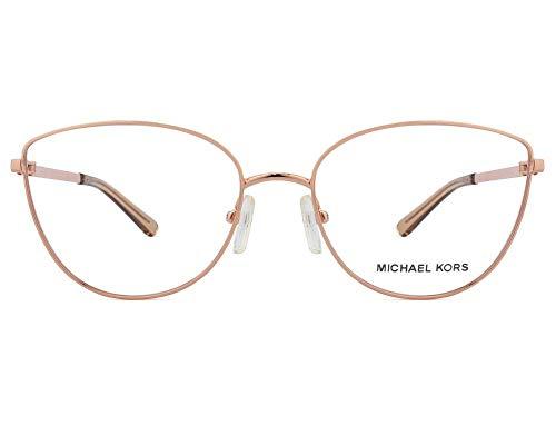 Ray-Ban Damen 0MK3030 Brillengestelle, Mehrfarbig (Shiny Rose Gold), 54