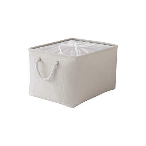 OUTBROS Faltbare Aufbewahrungsboxen mit Deckel, für Kleidung, Spielzeug, Schränke