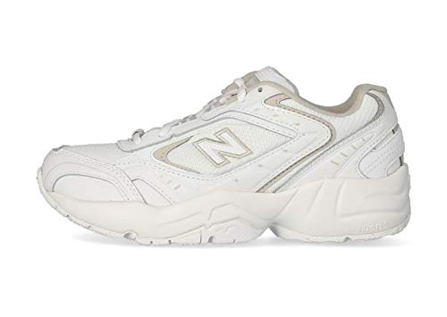 New Balance 452 Mujer Zapatillas Blanco