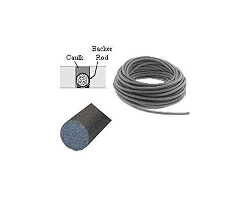 """1-1//4/"""" Closed Cell Foam Backer Rod 20 Ft Nomaco Construction Gap Filler"""