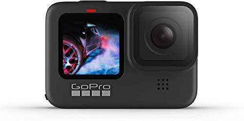 GoPro HERO9 Black - Cámara de acción sumergible...