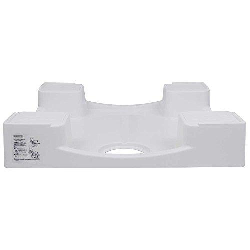 カクダイ洗濯機用防水パンホワイト426-411-W