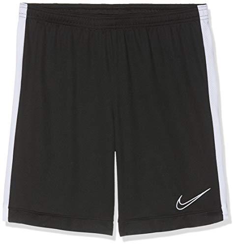 Nike Herren Kurzarm Shirt Tee-Just Do It Reversible, Black/Fireberry, L