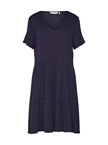 nümph Damen Kleid Numah blau L (40)