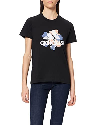 adidas Camiseta Marca Modelo Floral GFX T