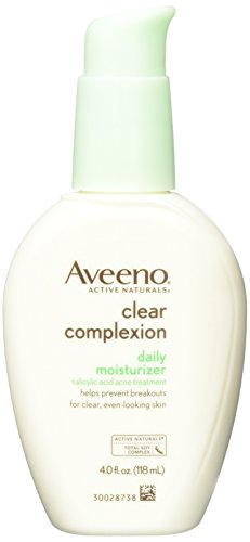 AVEENO Active Naturals Clear Complexion Daily Moisturizer 4 oz (Pack of 3)