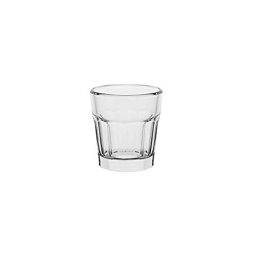 Amazon Commercial - Vasos de chupito multifunción, 53 ml, juego de 12 unidades