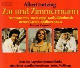 Albert Lortzing: Zar Und Zimmermann (Tsar and Carpenter) (1976-05-03)