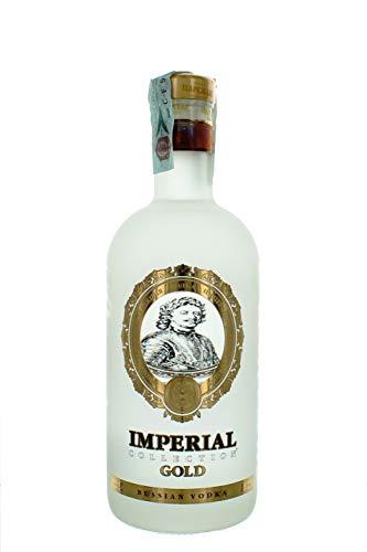 Vodka Imperial Gold Premium Russian Cl 70 Ladoga