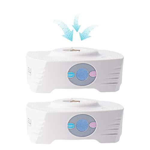 Good Worth Mini Household Renewable Cordless Dehumidifier - Perfect For Closet, Drawers, Bathroom, Gun Safe, Bathroom, Storage Room, Gym Bag, Home Moisture Absorber Dessicant