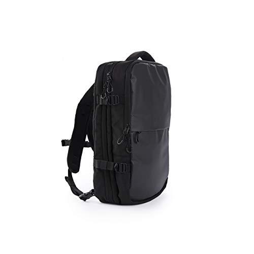 PACO MARTINEZ | Mochila-maletín Doble posición Hombre | 49x32x13 | Negro