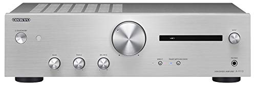 Affordable ONKYO Integrated Amplifier A-9110S (Silver)【Japan Domestic Genuine Products】 【Ships...