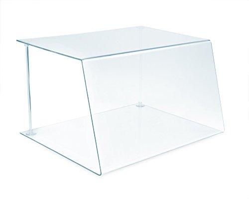 A+H Kunststoffe – Cristal protector para mostrador de