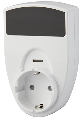 Blaupunkt SecurityAccessoires sans fil d'automatisation (Smart Home), contrôlez via l'application (français non garanti) votre alarme Blaupunkt, vos appareils électroménagers, l'éclairage, le chauffage, les volets roulants, les portes de garage, etc. -, Enchufe WIFI RF, 1