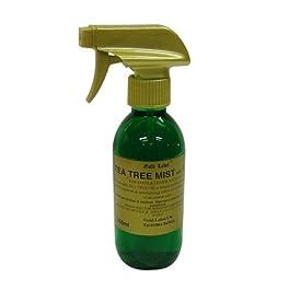 Gold Label – Dog Tea Tree Spray with MSM x Size: 250 Ml