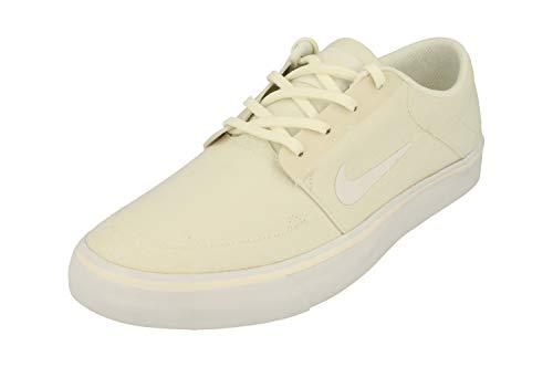 Nike Sb Portmore CNVS - sail/White, Größe #:7