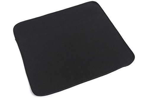 """SMELLRID Activated Carbon Flatulence Odor Control Chair Pads: 16"""" x 16"""" - Stops Embarrassing Odor & Protects Seats at Home Plus Office"""