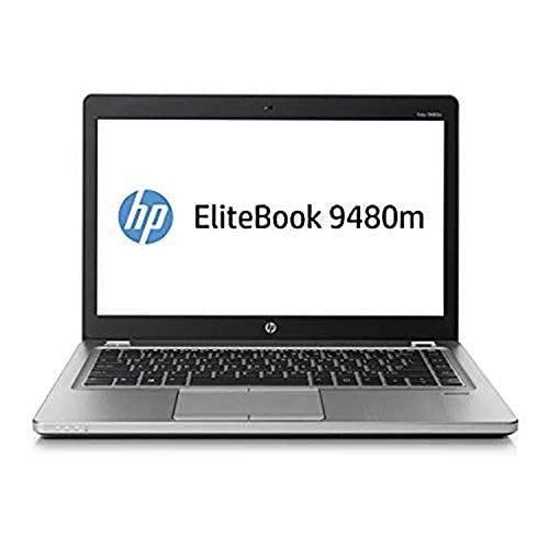 (Renewed) HP Folio 9480 Laptop (Core i5 4th Gen 8Gb Ram...