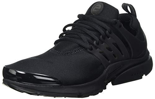 Nike Air Presto, Zapatillas para Correr Hombre, Negro, 38.5 EU