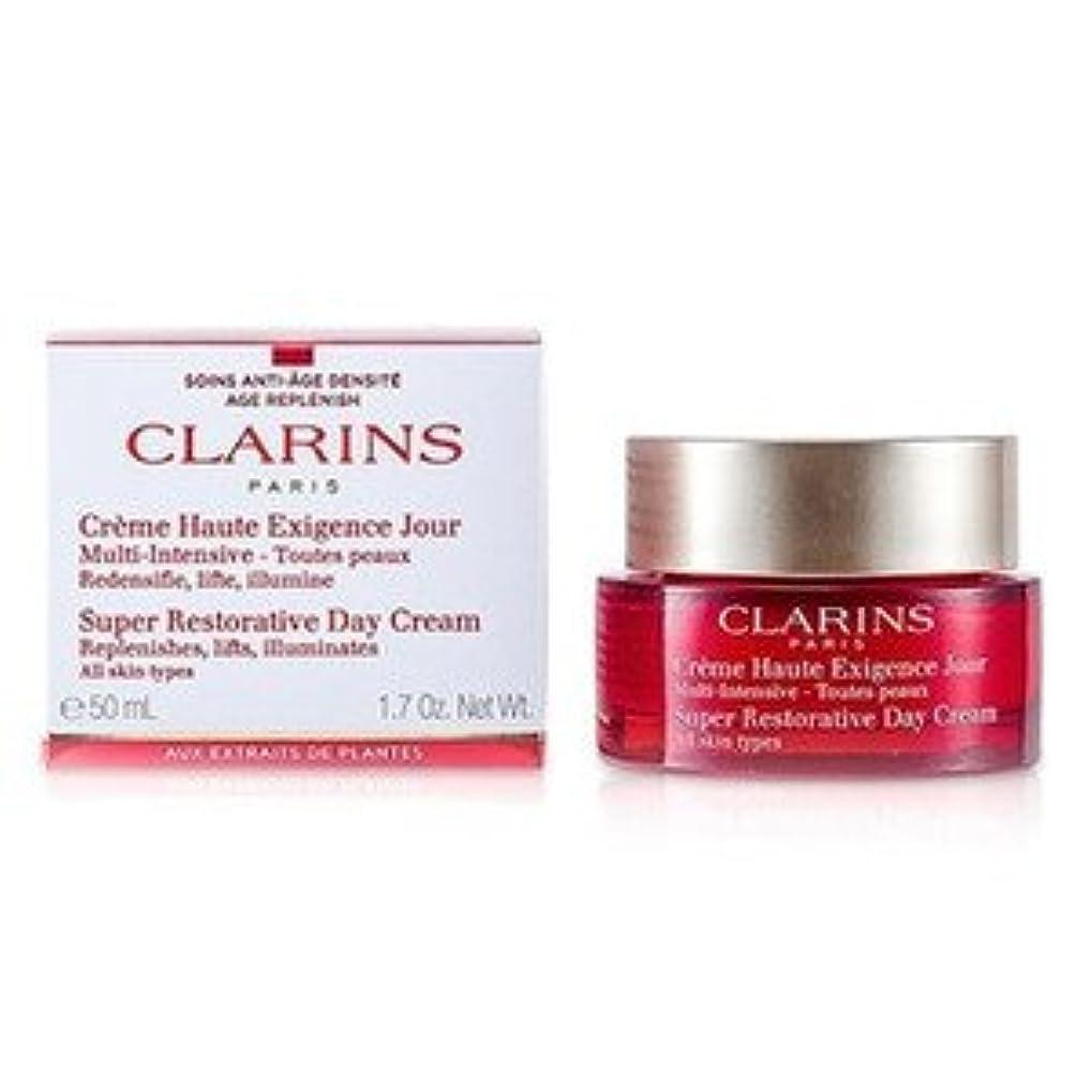 患者職業能力CLARINS(クラランス) Super Restorative Day Cream - 50ml/1.7oz [並行輸入品]