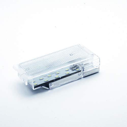 1 lumière LED CANBUS pour coffre