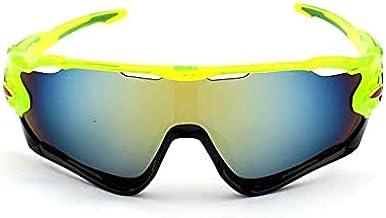 Gepolariseerde bril Outdoor Sport Fietszonnebril met 2 lenzen Geschikt voor mannen en vrouwen voor hardlopen fietsen vissen