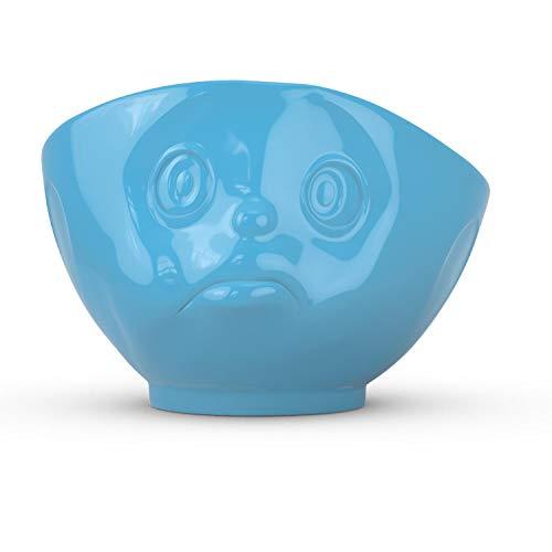 Fiftyeight T010208 Schale schmollend Hartporzellan 500 ml, blau