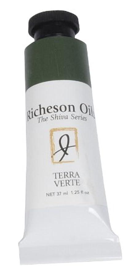 Jack Richeson 37-Ml Artist Oil Colors, Terre Verte
