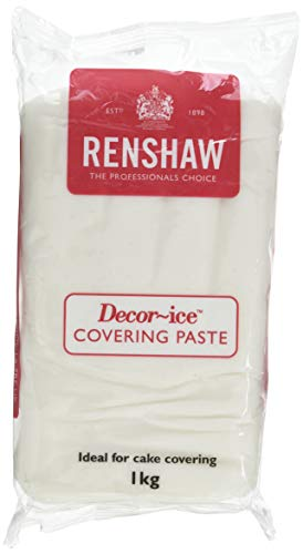 Renshaw Covering Paste Blanche 1 Kg