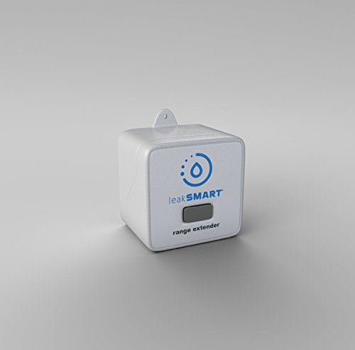 Leaksmart Range Extender-Boost Signal Strength on Sensors to Provide Protection to all Areas of Your Home