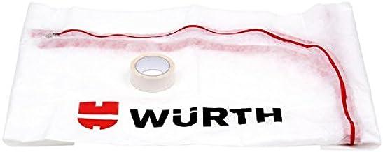 Würth 0992419990 Staubschutztür, weiß