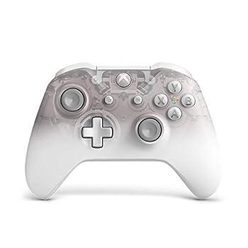 Xbox Wireless Controller - Phantom White Special Edition  Renewed
