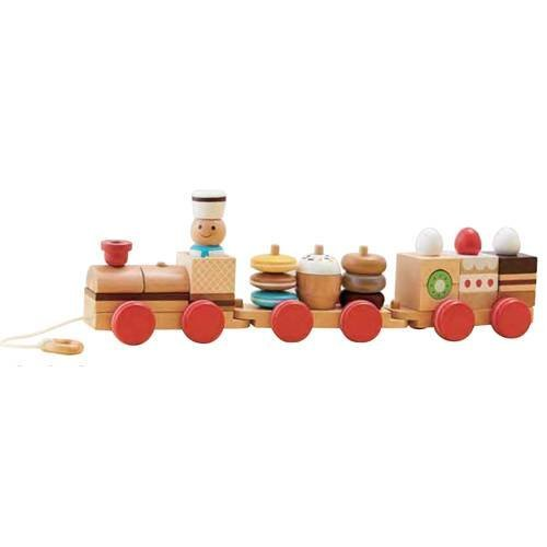Snack train by pastry chef (japan import)