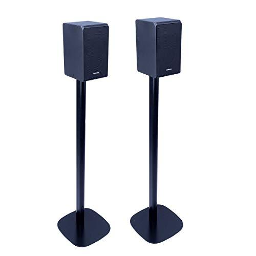 Vebos Bodenständer HW-Q90R schwarz Set - kompatibel mit Samsung HW-Q90R…