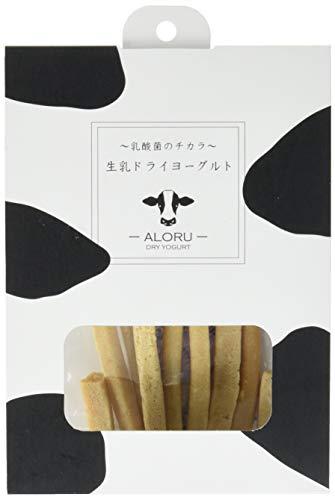ALORU(アロル) 生乳ドライヨーグルト ALORU スティック 35g