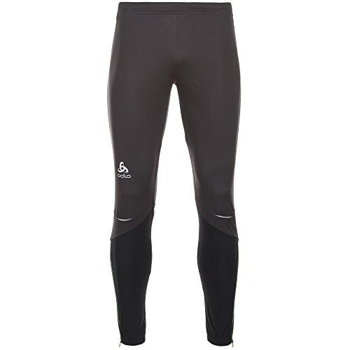 Odlo Logic Zeroweight Pantalon Running XL Graphite Grey/Black