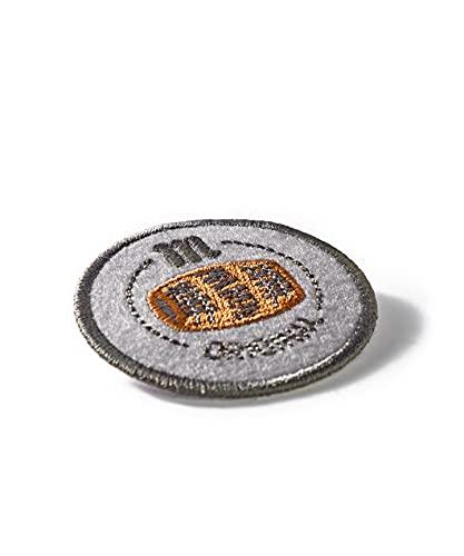 Wahou – Parche para Ropa – Mahou Logo Barrica