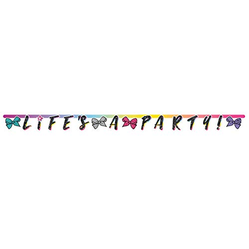 JoJo Siwa Life's a Party Banner