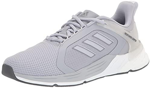 adidas Women's Response Super 2.0 Running Shoe, Halo Silver/Dash Grey/Iron Metallic, 9.5