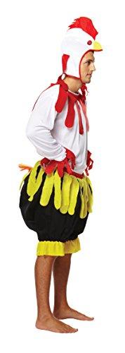Henbrandt Huhn Kostüm für Erwachsene