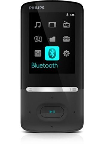Philips SA5AZU08KF/37 GoGEAR Ariaz MP3 Players - Black