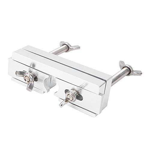 Caredy Mecánica de ingeniería Humana Conveniente Boquilla de Trompeta de Aluminio de 10x11 cm, Accesorio de Trompeta, Extractor de Boquilla, para Estudiante Maestro
