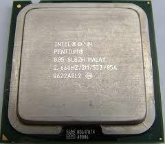 Intel Pentium D 805CPU procesador sl8zh