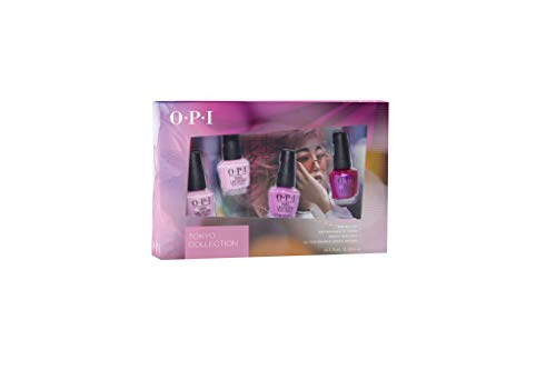OPI nagellak, Tokyo Collection 4-delige mini-set, per stuk verpakt (4 x 3,75 ml)