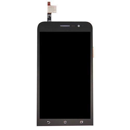 YANSHANG Parti di Ricambio per Smartphone Schermo LCD e digitalizzatore Assemblaggio Completo for ASUS ZenFone Go / ZB500KG (Nero) Parti di Riparazione (Color : Black)