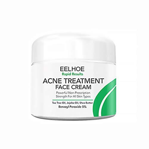 EXCEART Acné Tratamiento de Eliminación de Cicatrices Crema Cara Cuidado de La Piel Acné Tratamiento Antiarrugas Crema de Eliminación Manchas Cicatrices Marcas de Imperfecciones